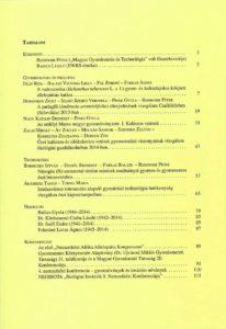 Magyar Gyomkutatás és Technológia 15/1-2 hátlap